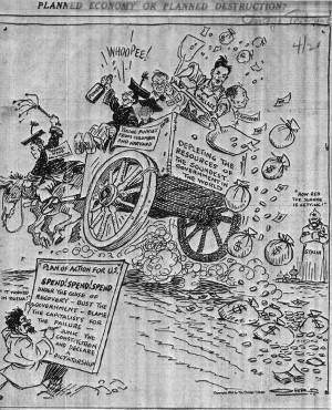 Chicago Tribune 1934 Comic